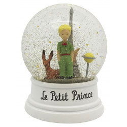 Snowball the Little Prince...