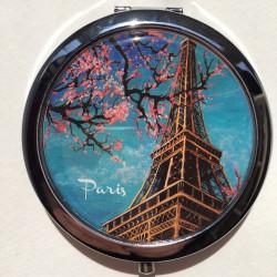 Pocket mirror Paris Tour...