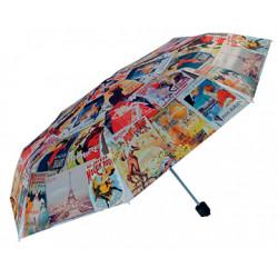 Paris Eiffel Tower Umbrella