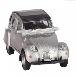 Small metal collector car