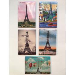 Magnets printed Eiffel...