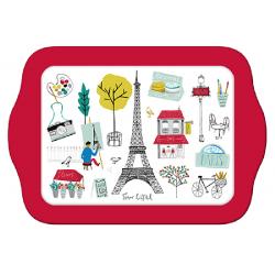 Mini plateau Paris Tour Eiffel