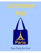 Paris totebags and bags