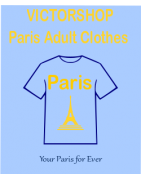 Paris clothing for adults